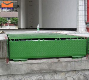 Dock Levelers are designed to provide highest product value through the top quality performance. Convenient   push button activation and first-class hydraulic technology increase the efficiency and safety of the loading/  discharging jobs. More info, pls kindlky contact sa@mornlift.com http://www.mornlift.com