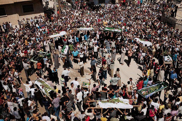 Syria: War On Civilians. Nicole Tung