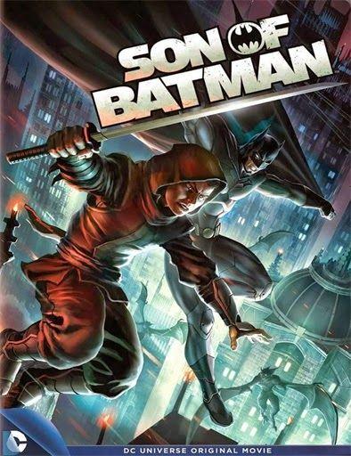 Poster de Son of Batman (El hijo de Batman)  —Yeah, its not marvel but anyways... http://gnula.nu/animacion/ver-son-of-batman-el-hijo-de-batman-2014-online/