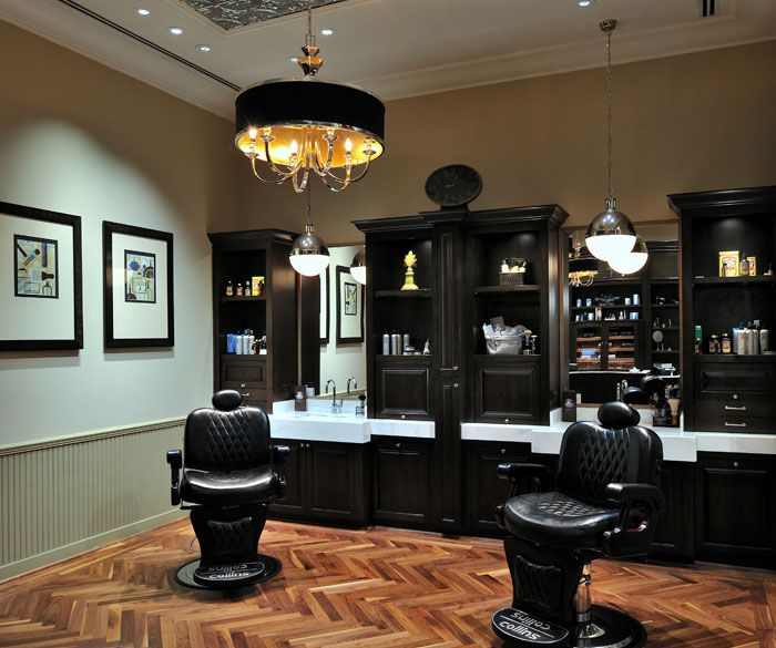 The Barber Shop ~ L'Auberge