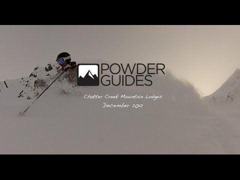 Catskiing : Catskiing Canada Powder Guides Episode Chatter Creek