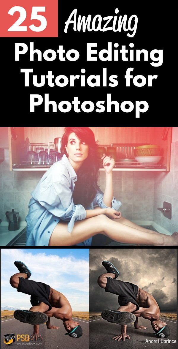 Photo Editing Tutorials for Photoshop | Photography Tips & Tricks
