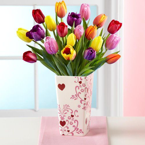 25 best flower vases and paintings images on Pinterest  Flower