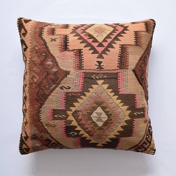 Kilim Pillow Moroccan Pillow Kilim Pillow Cover Moroccan Cushion