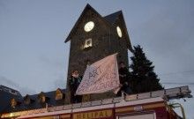 Los bomberos de Bariloche insisten en la cobertura de ART.