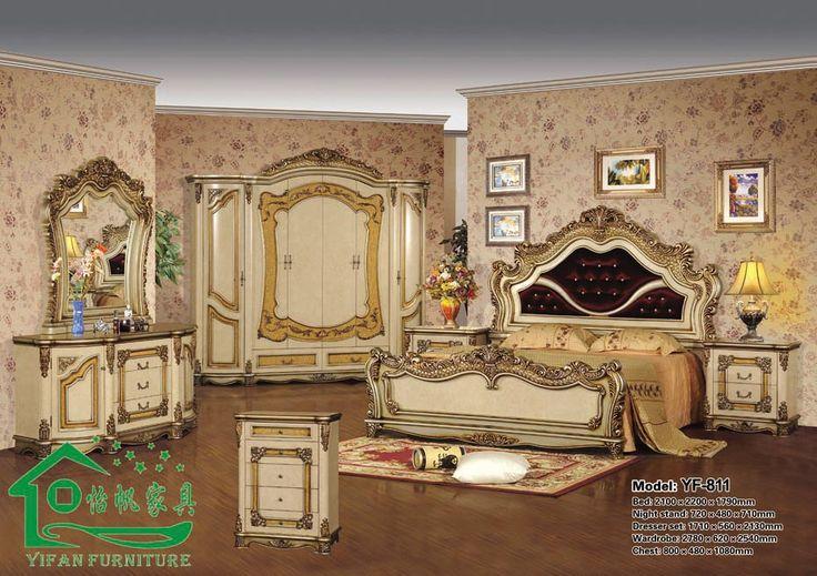 European Classic - Bedroom Furniture