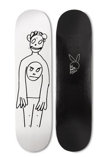 Supreme x Richard Prince Skate Decks