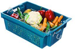 Купить пластиковые ящики для хранения овощей и фруктов