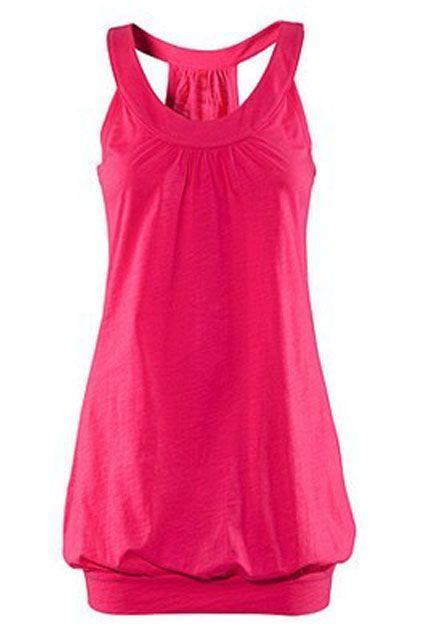 ROMWE | Tightened Hem Red Vest Dress, The Latest Street Fashion #ROMWEROCOCO