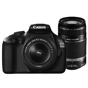 Canon EOS 1100D Twin Lens IS Kit