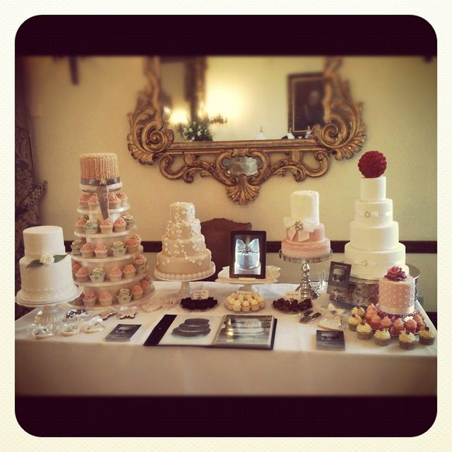 Consumed by Cake at Wiston House Wedding Fayre by ConsumedbyCake, via Flickr