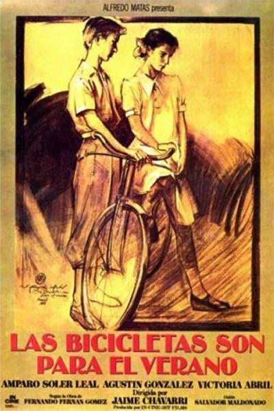 Las bicicletas son para el verano. Jaime Chávarri adapta la obra de teatro de Fernando Fernán-Gómez.