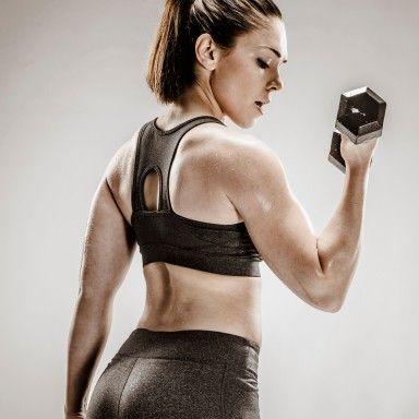 4-week weight-training plan for women @womenshealthmag