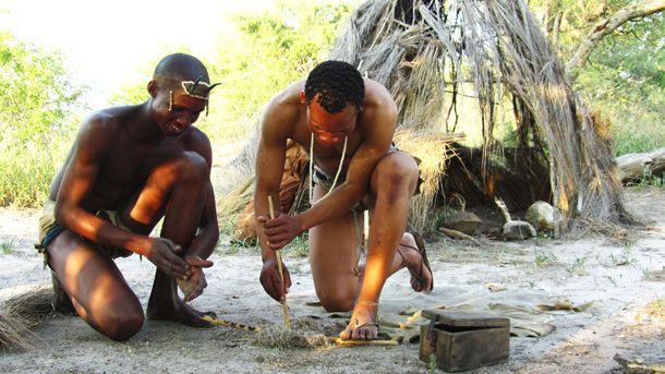 #KalahariBushmen #HainaKalahariLodge #BotswanaSafari