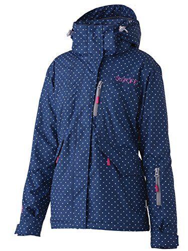 Surfanic Womens Ashima Ski Jacket Surftex XS-5XL Pink & Blue Snowboarding Coat (XS) Surfanic http://www.amazon.co.uk/dp/B00QMJTPIG/ref=cm_sw_r_pi_dp_urkUvb0QMDV2X