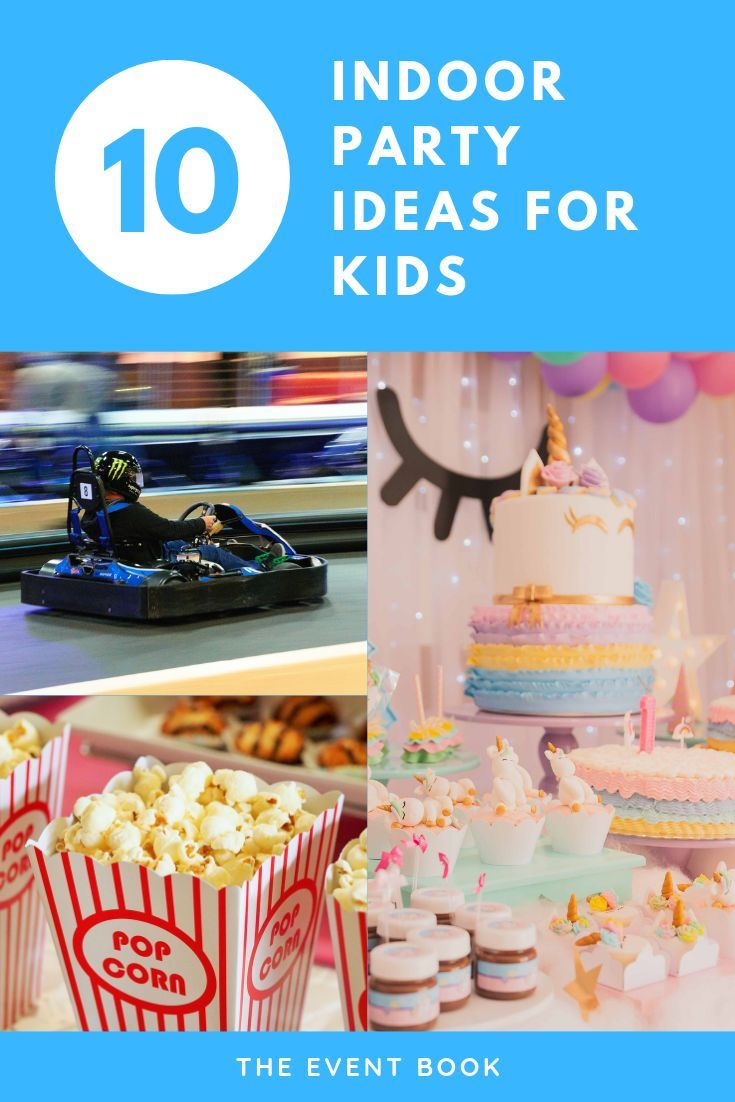 Indoor Party Ideas In 2020 Indoor Birthday Parties Birthday Party At Home Indoor Birthday