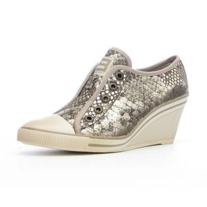 Britt 400 Wedge Sneaker Bronze, $38, now featured on Fab.