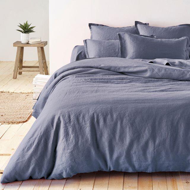 1000 id es sur le th me couette en lin sur pinterest duvet housses de couette et linge de maison. Black Bedroom Furniture Sets. Home Design Ideas