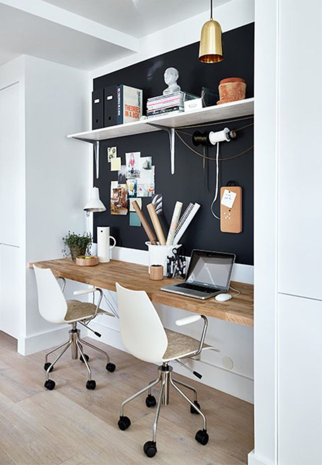 Un appartement peu ordinaire