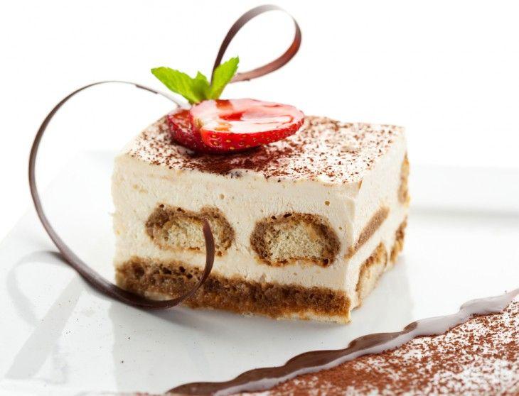 Den här klassiska italienska desserten behöver stå till sig i ett par timmar innan den ska ätas.