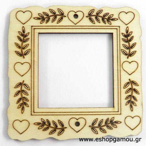 Ξύλινες Κορνίζες Vintage Κωδ.619531-999 - Eshopgamou.gr