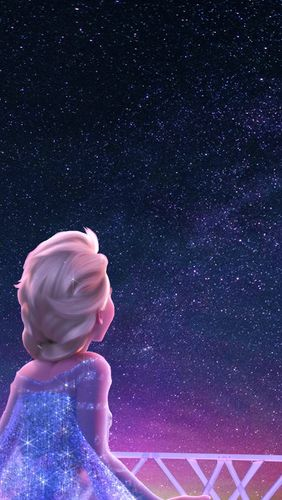 She stared in wonder out the TARDIS doors as I gently maneuvered it in order to let her admire the stars