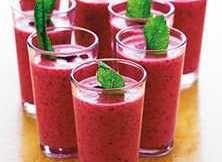 blåbär-spirulina-smoothie