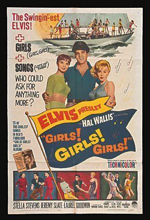 Elvis Presley movie posters   Lot Detail - Elvis Presley Movie Poster Collection (8)