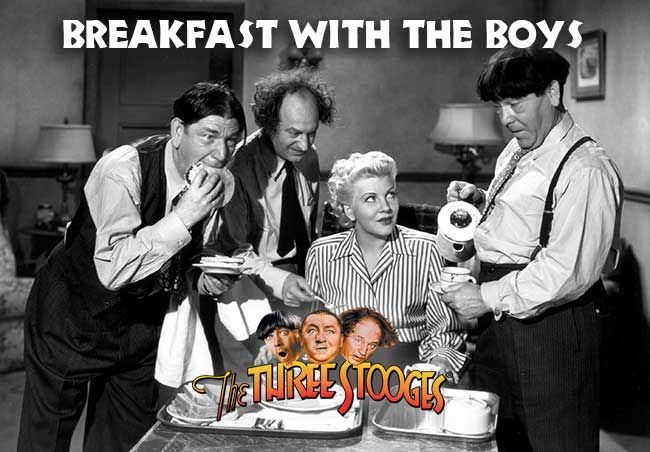 The Three Stooges TV Schedule. See when The Three Stooges will air on TV!