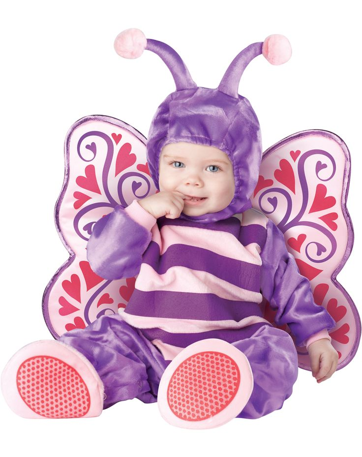 Butterfly Infant Halloween Costume