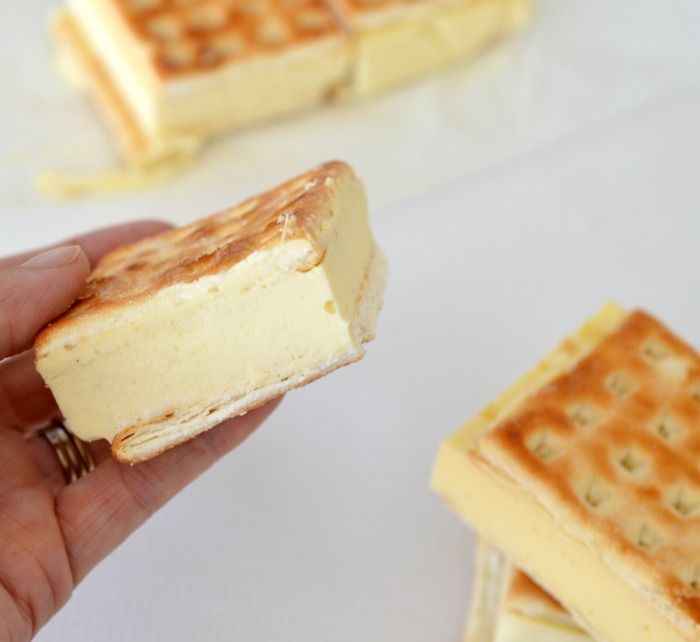 No bake Lattice Slice Recipe