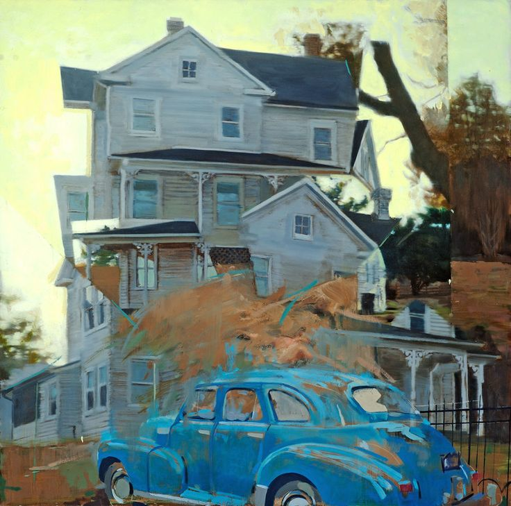 "Alex Beck's | ""Landmarks"""