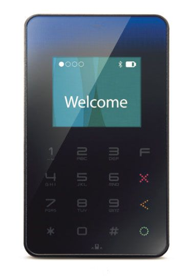 EP360 Bluetooth smart card, mag stripe reader, NFC & PIN pad