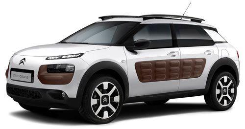 Acabados y precios del nuevo Citroën C4 Cactus | QuintaMarcha.com