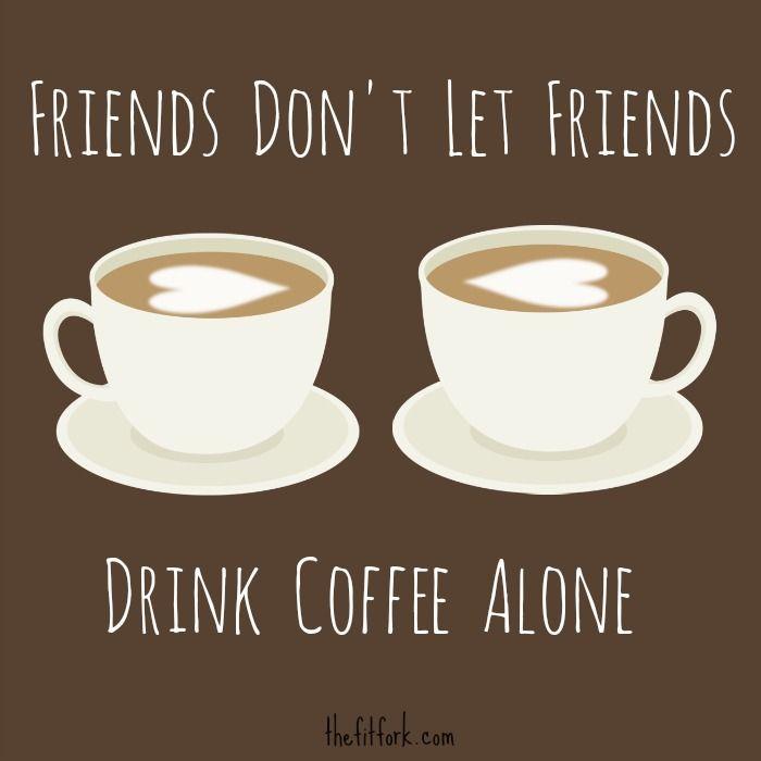 Friends Don't Let Friends Drink Coffee Alone + FlexBrew #Giveaway - thefitfork.comthefitfork.com