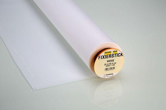 Fixier-Stickvlies fixierbar - 90 cm - Stoffe im Makerist Materialshop