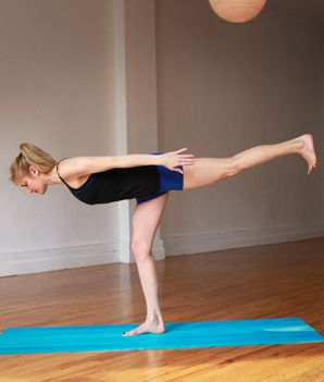 Yoga Poses for a Flat Stomach - Shape Magazine
