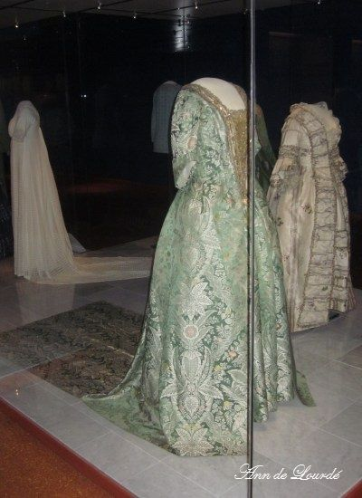 Fashion in the 18th Century, Autumn 2012, The Costume Gallery, The Museum of Decorative Arts and Design, Oslo, Norway.