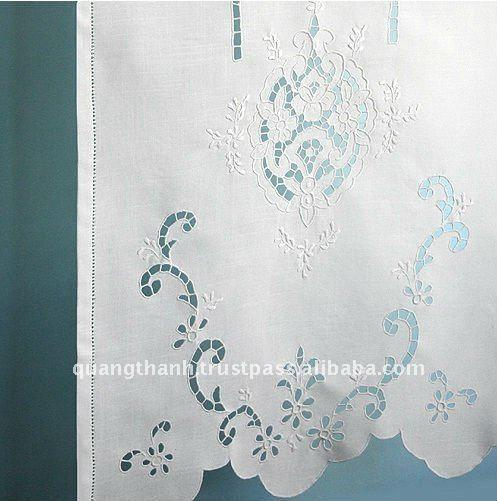 cortinados bordados - Pesquisa do Google