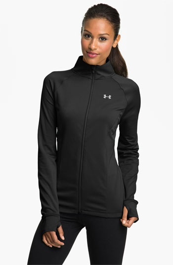 Under Armour Escape Jacket. But I wouldn't shop for my fitness wear at a ridiculously overpriced dept store like Nordstrom's.