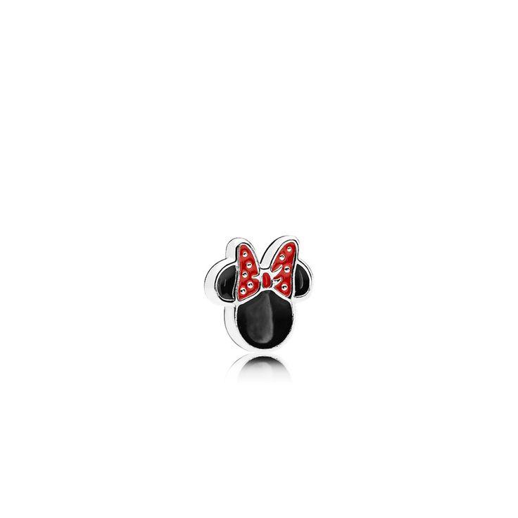 Disney, Minnie Icon Petite Locket Charm
