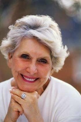Fotos de cortes para senhoras acima dos 60 anos