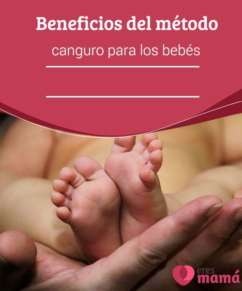 Beneficios del método canguro para los #bebés   El #método #canguro no sólo se emplea para los niños #prematuros, sino que también se realiza con niños nacidos a término gracias a todos los beneficios.