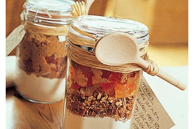 "Muffin Mix ""In a Jar"" by Baking Powder"