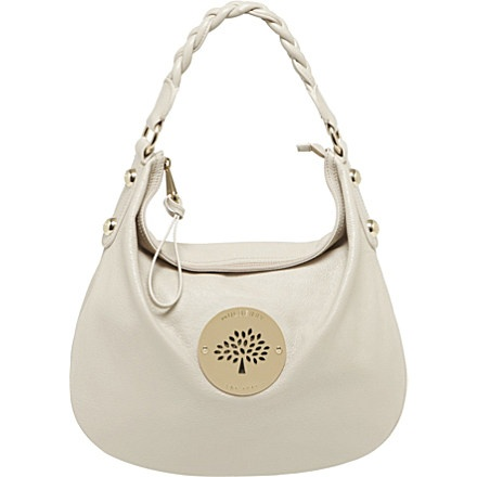 MULBERRY  Daria medium spongy leather hobo