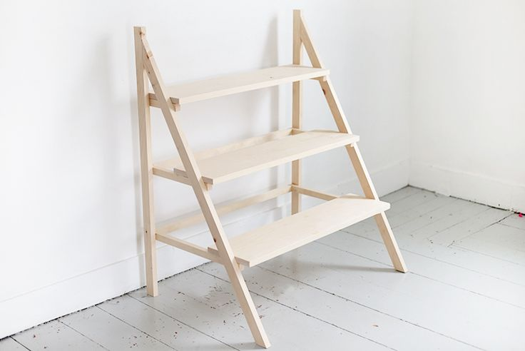 19 best plant stands images on pinterest decks woodworking and chairs - Ladder plant stand plans ...