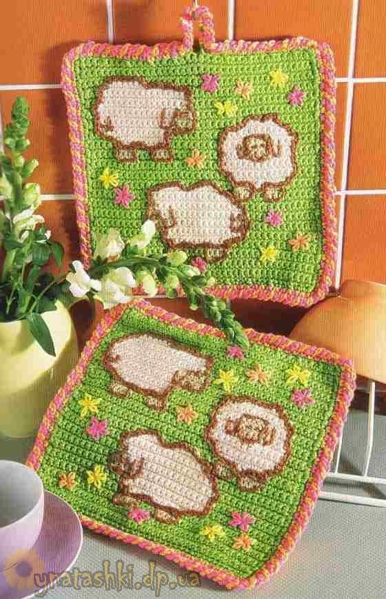 91 mejores imágenes de Knitting for home (Free Pattern) en Pinterest ...