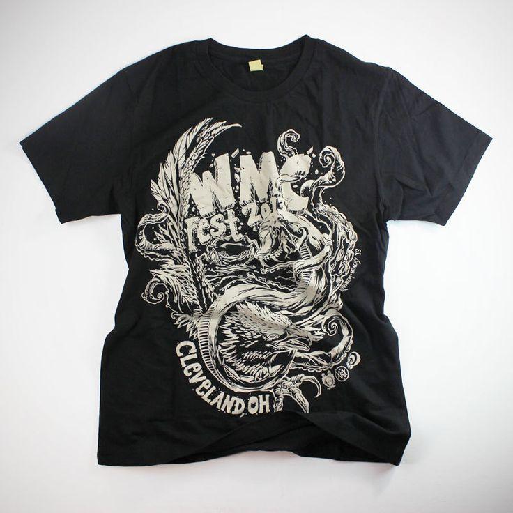 WMC 4 Steve Knerem & Bill Beachy Shirt (unisex) | Go Media and WMC Fest Merch | Shirts, Posters, and Accessories