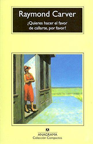 ¿Quieres Hacer El Favor De Callarte, Por Favor? (Compacto... https://www.amazon.es/dp/8433914839/ref=cm_sw_r_pi_dp_x_lvTzybK1WA0XG