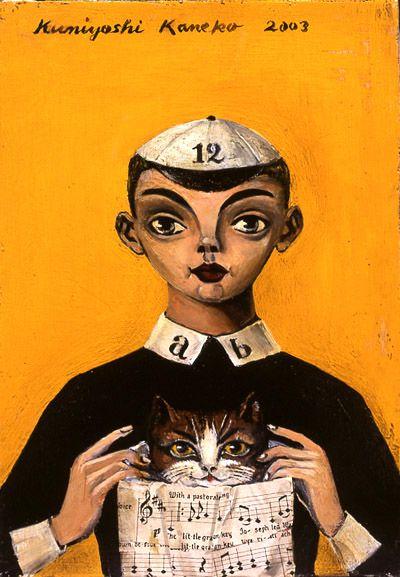 猫ちゃんコンクール7 2003
